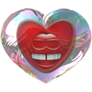 Bubble Hearts messages sticker-11