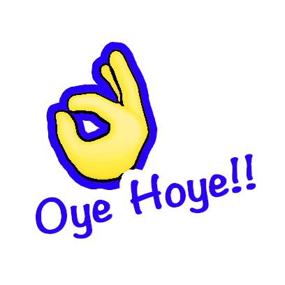 Oye Hoye: Funky Hinglish Stickers for iMessage messages sticker-11