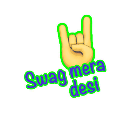 Oye Hoye: Funky Hinglish Stickers for iMessage messages sticker-5