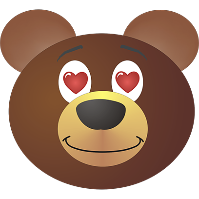 Victor Bear messages sticker-9