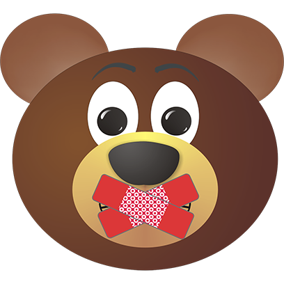 Victor Bear messages sticker-11
