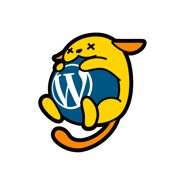 wapuu it messages sticker-2