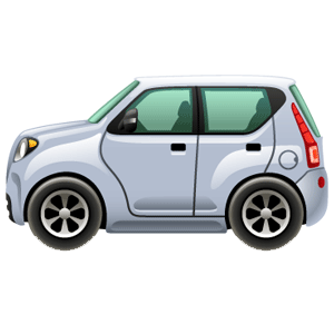 Cartoon Cars messages sticker-0