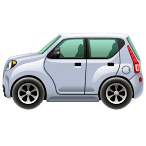 Cartoon Cars messages sticker-0