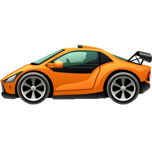 Cartoon Cars messages sticker-8