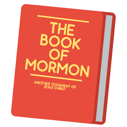 Mormon Starter Pack | Mormoji by Mormon Buzzz™ messages sticker-6