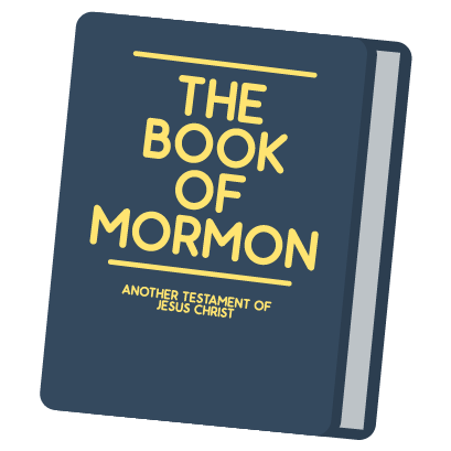 Mormon Starter Pack | Mormoji by Mormon Buzzz™ messages sticker-2