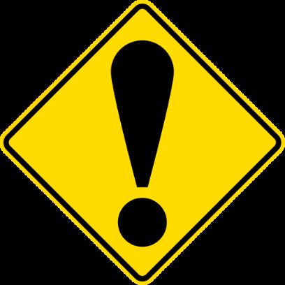 NZ Road Signs messages sticker-7