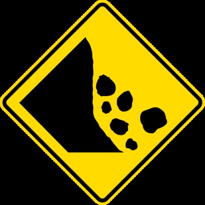 NZ Road Signs messages sticker-5
