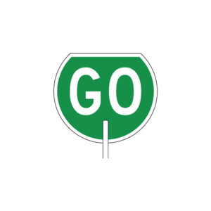 NZ Road Signs messages sticker-7