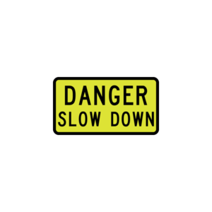 NZ Road Signs messages sticker-11