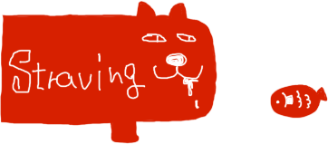 Balloon Blue Dog and Red Cat Sticker messages sticker-0