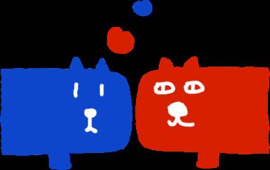 Balloon  Dog And Cat Sticker messages sticker-11