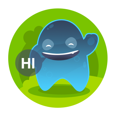 Johny Jelly messages sticker-0
