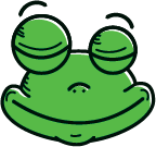 Frogtastic Sticker messages sticker-2