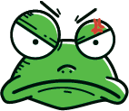 Frogtastic Sticker messages sticker-6