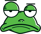 Frogtastic Sticker messages sticker-0