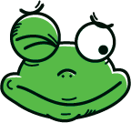 Frogtastic Sticker messages sticker-9