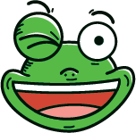 Frogtastic Sticker messages sticker-3