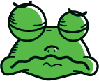 Frogtastic Sticker messages sticker-4