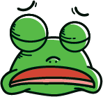 Frogtastic Sticker messages sticker-11