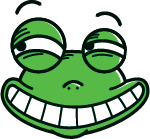 Frogtastic Sticker messages sticker-1