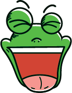 Frogtastic Sticker messages sticker-5