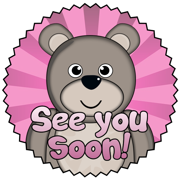 SoCute Bear messages sticker-5