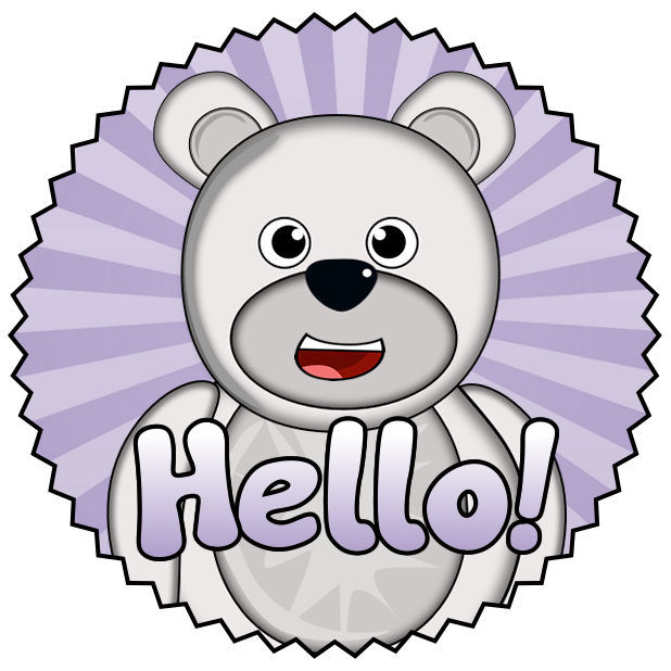 SoCute Bear messages sticker-0