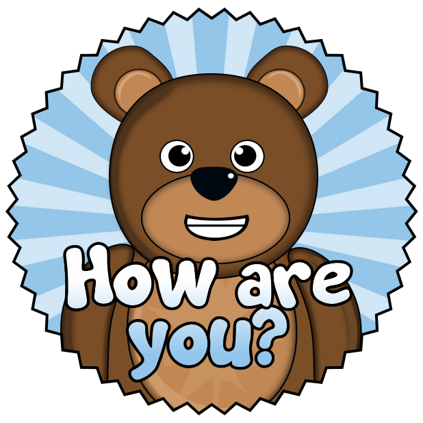 SoCute Bear messages sticker-2