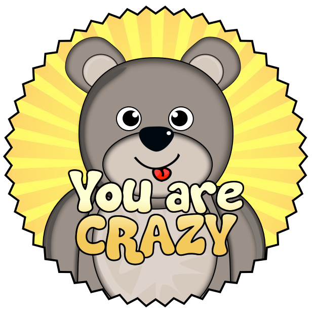 SoCute Bear messages sticker-8