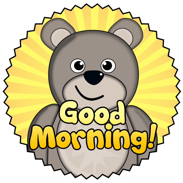SoCute Bear messages sticker-1