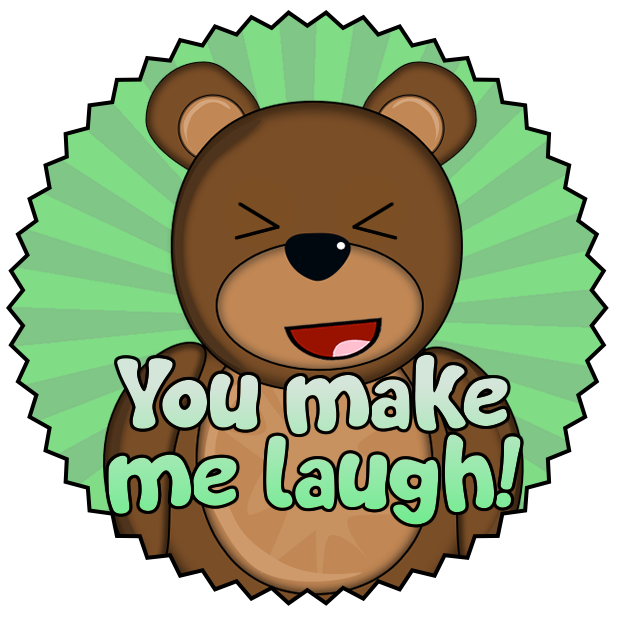SoCute Bear messages sticker-4