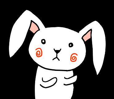 ゆるうさ messages sticker-8