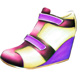 Shoes stickers by Weds for iMessage messages sticker-3