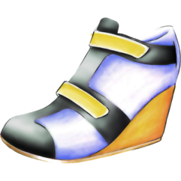 Shoes stickers by Weds for iMessage messages sticker-2