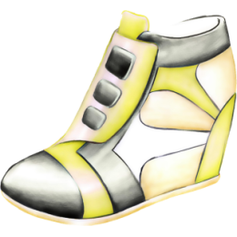 Shoes stickers by Weds for iMessage messages sticker-4