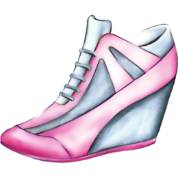 Shoes stickers by Weds for iMessage messages sticker-8