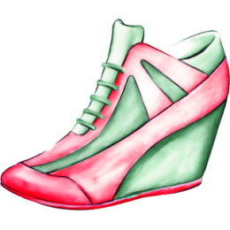 Shoes stickers by Weds for iMessage messages sticker-1