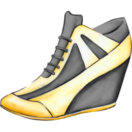 Shoes stickers by Weds for iMessage messages sticker-6