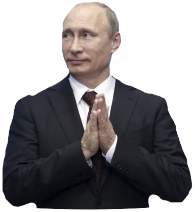 Putin Stickers messages sticker-4