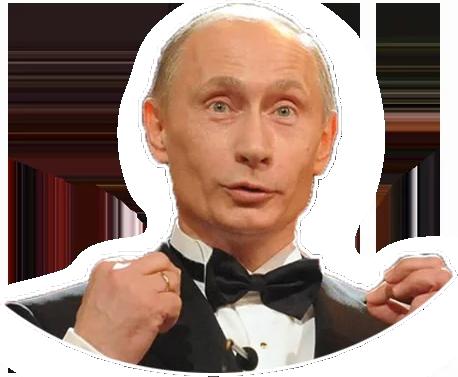 Putin Stickers messages sticker-5