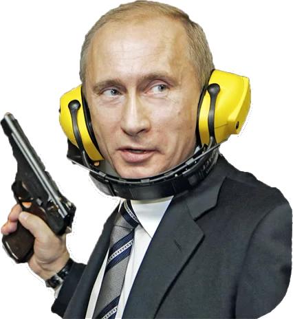 Putin Stickers messages sticker-9