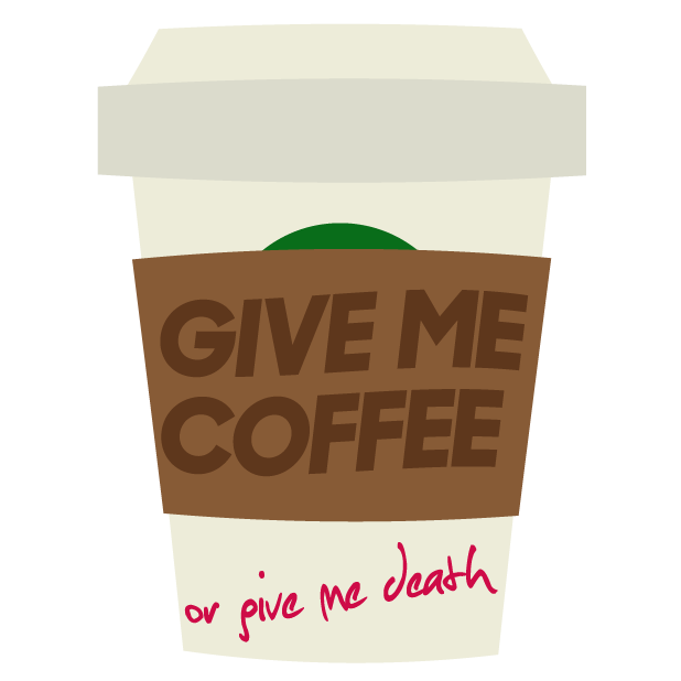 Red Cup to Coffee Cup messages sticker-5