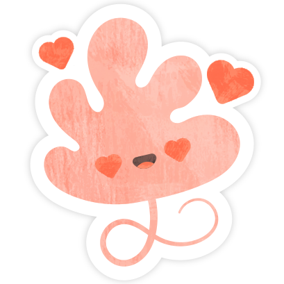 Leafmoji messages sticker-9