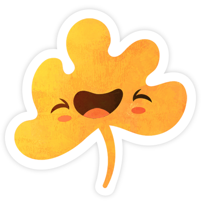 Leafmoji messages sticker-0