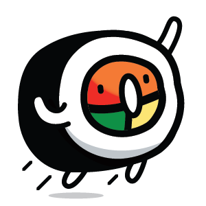 Sushi Land Animated Stickers Pack for iMessage messages sticker-2
