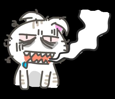 GauGuai Cat messages sticker-4
