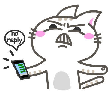 GauGuai Cat messages sticker-6