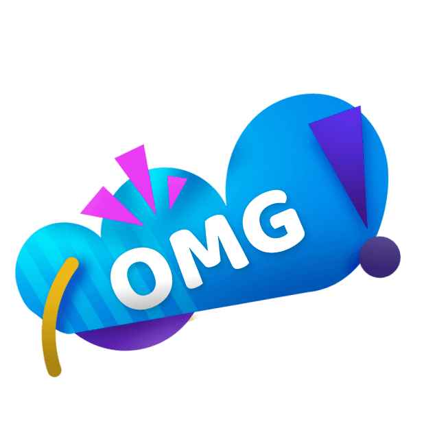 OMG Animated Stickers messages sticker-1